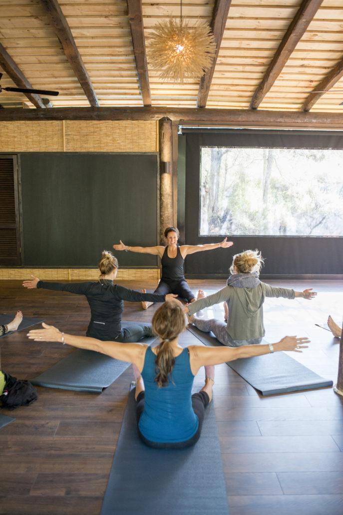 zimmer yoga ibiza