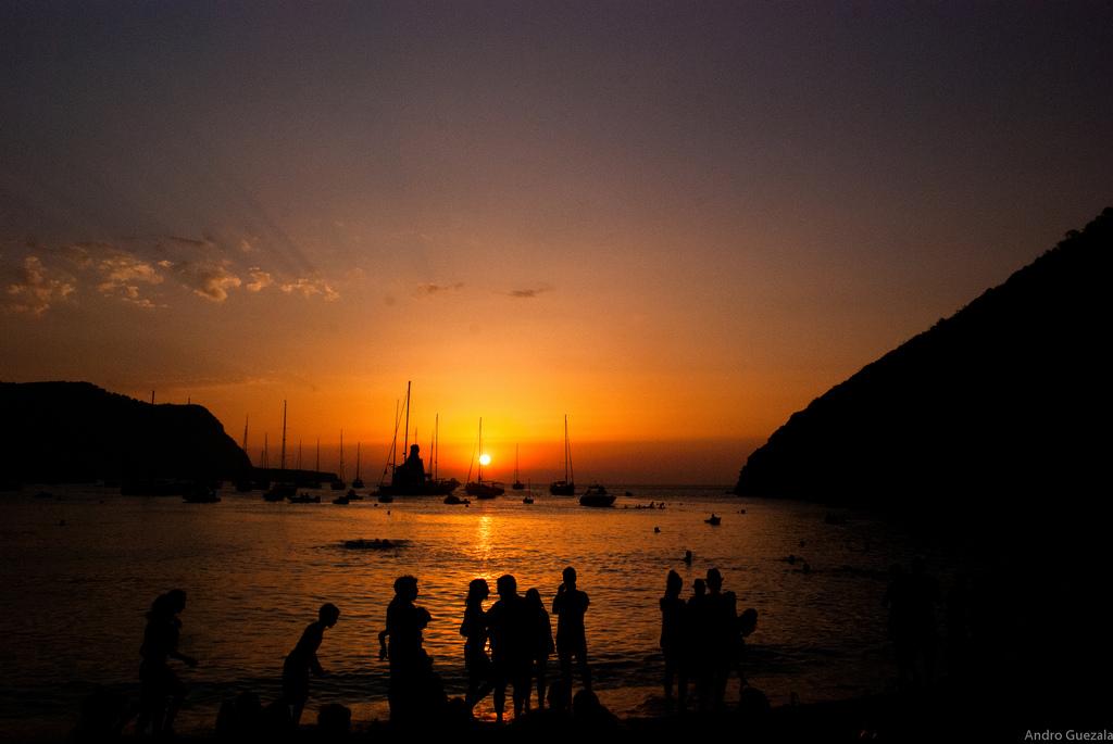 Sensational Sunsets Ibiza Retreats