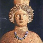Tanit - IBiza's Goddess of fertility